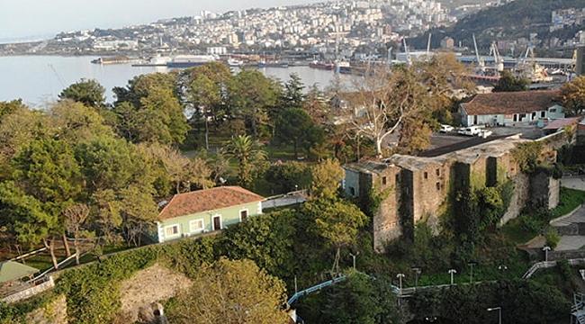 Trabzon'daki tarihi kaleyi istiyorlar! Varislerden flaş hamle