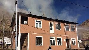 Bayburt'ta korkunç olay! Yangında 3 kişi hayatını kaybetti...