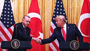 Erdoğan: Mektupları Trump'a geri takdim ettim
