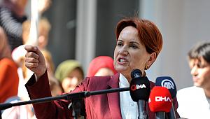 Meral Akşener'den HSK'ya dilekçe
