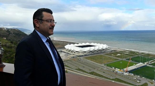 Trabzonspor'da yeni marş heyecanı