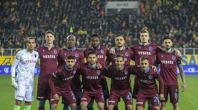 Trabzonspor kupada sahaya çıkıyor