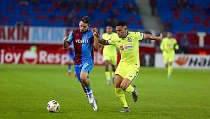Trabzonspor'un gençleri Avrupa'da direnemedi
