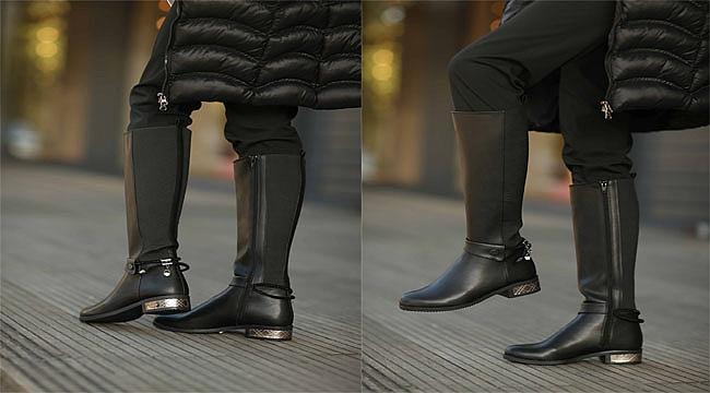 En Çok Tercih Edilen Bayan Çizme