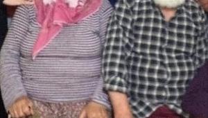 Erdoğdu'da yaşlı çifti kömür öldürdü