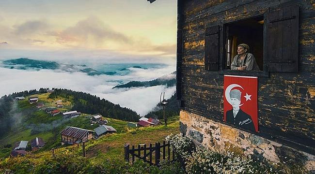 Karadeniz'de bir doğa harikası: Pokut Yaylası
