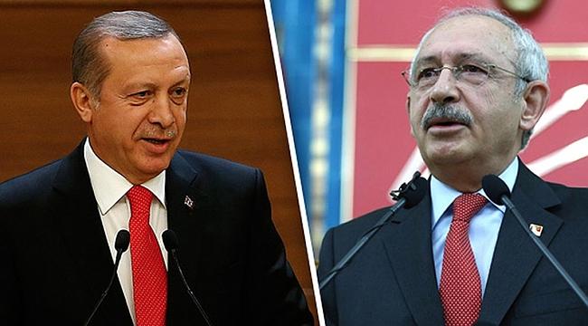 Kılıçdaroğlu'ndan Erdoğan'a: İlk seçimde gideceksin