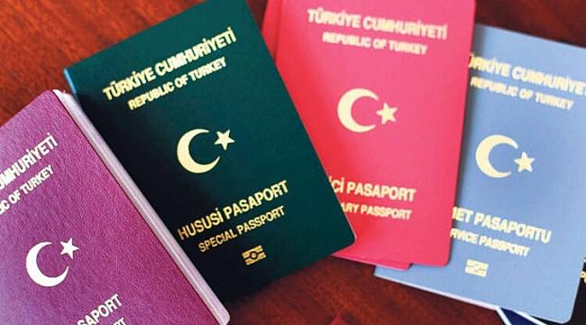 Pasaport sahipleri DİKKAT!