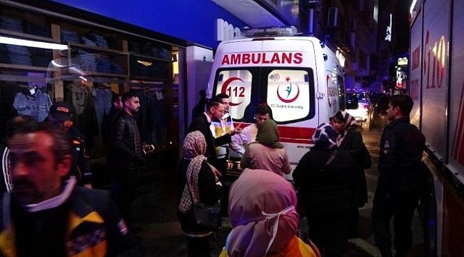 Trabzon'da Afganların düğününde 20 kişi zehirlendi