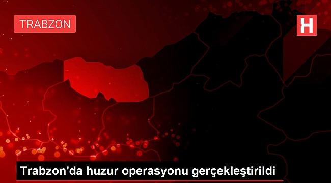 Trabzon'da servis araçlarına ceza yağdı