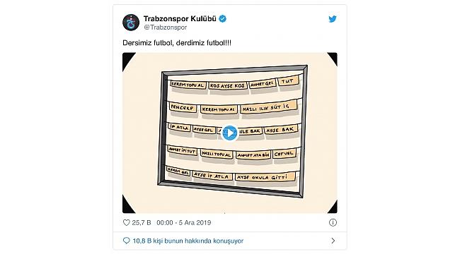 Trabzonspor'dan İstanbul'un 3 bebesine kapak