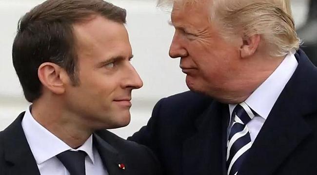 Trump, Fransa'ya karşı Türkiye'nin yanında