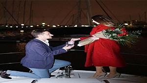 Boğazda Evlilik Teklifi