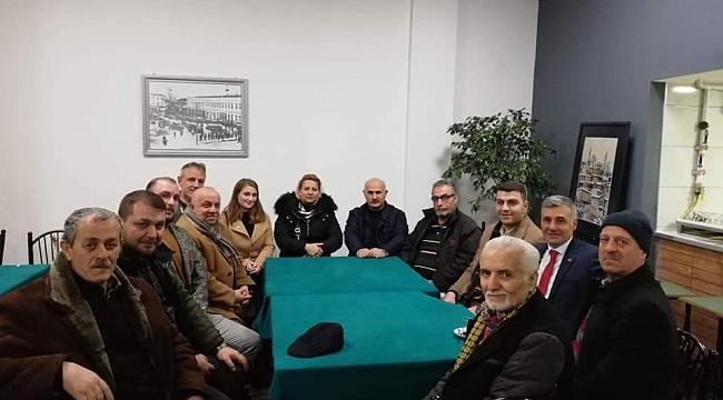 CHP Ortahisar Başkan adayı Çoban iddialı geliyor