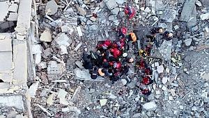 Depremin ağır bilançosu