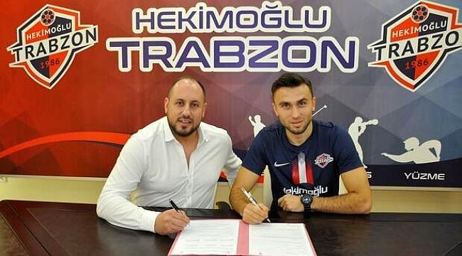 Hekimoğlu, Abdulkadir Özdemir'i transfer etti