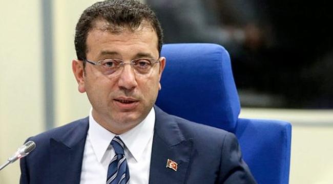 İmamoğlu: Bakanın yeğeni sandalla mı geçti