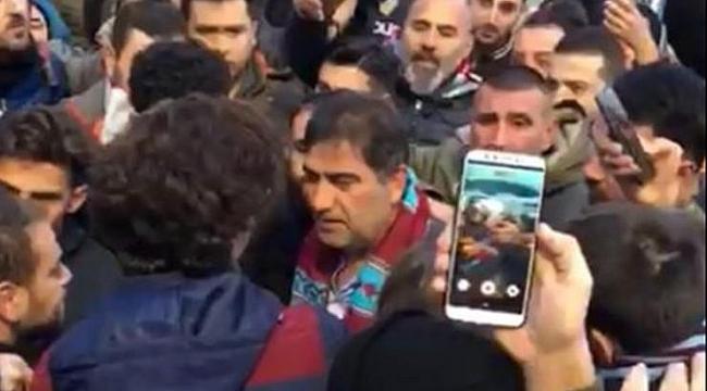 Taraftarlardan ortak açıklama: Tarafımız Trabzonspor