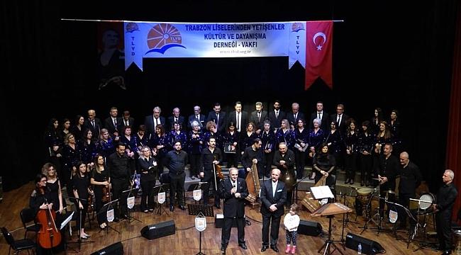 TLYD Türk Sanat Müziği Korosu'ndan Yeni Yıl coşkusu