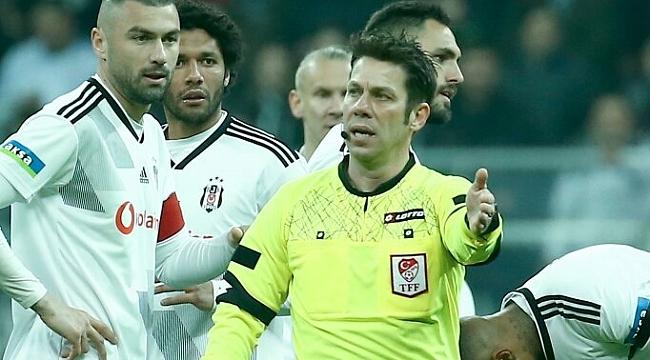 Beşiktaş'tan Trabzonspor maçına itiraz!