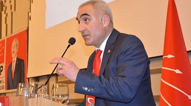 CHP Trabzon  Ömer Hacısalihoğlu'na emanet