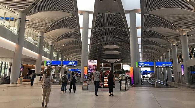İstanbul Havalimanı garanti edilen yolcu sayısını geçti