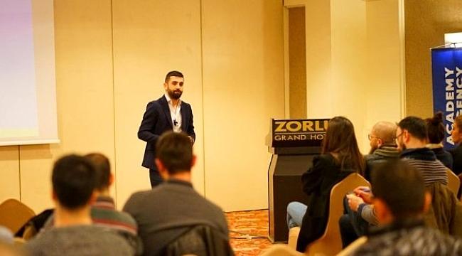 Markaların geleceği Trabzon'da konuşuldu