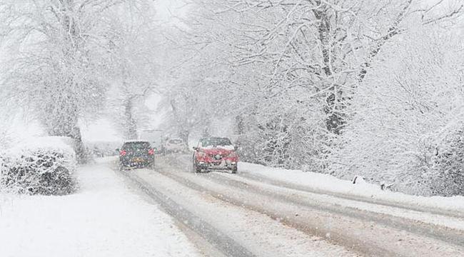 Meteoroloji uyardı: Türkiye beyaza bürünecek