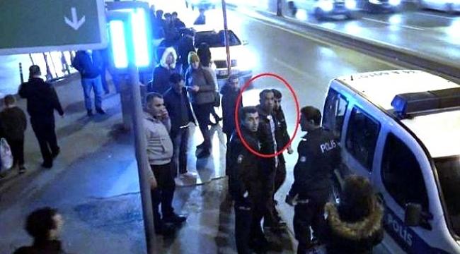 Metrobüste 11 yaşındaki kızı taciz eden Fas'lı yakalandı