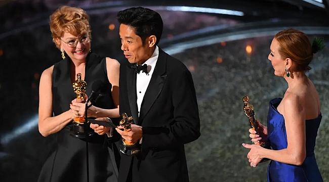 Oscar'da bir ilk: İşte kazananlar