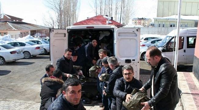 Trabzon'dan Van'a gönül köprüsü kurdular