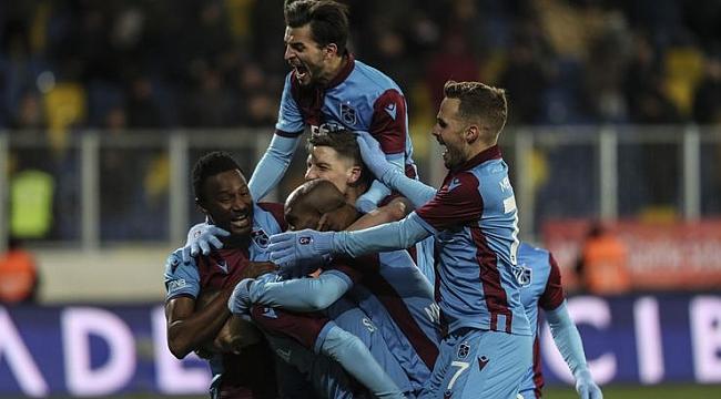 Trabzonspor durdurulamıyor!