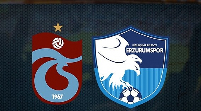 Trabzonspor - Erzurumspor maçı hangi kanalda, saat kaçta?