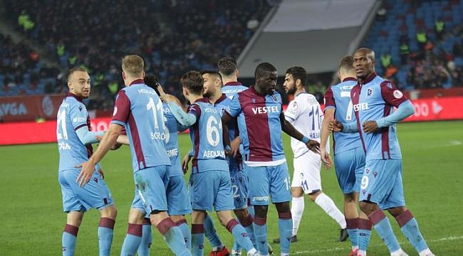Trabzonspor, Gençlerbirliği'ni 8 yıldır yenemiyor
