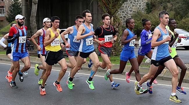 Uluslararası Trabzon Yarı Maratonu TRT SPOR'da