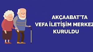 Akçaabat'ta yaşlıların temel ihtiyaçları karşılanacak
