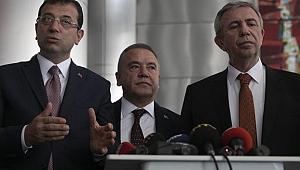 Ankara ve İstanbul Büyükşehir Belediyelerinin bağış hesaplarına blokaj: İBB yarın başvuruda bulunacak