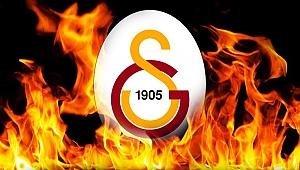 Galatasaray'da bir vaka daha