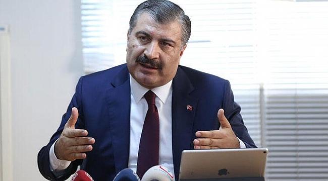 Herkes bu saate kilitlendi! Sağlık Bakanı Fahrettin Koca açıklama yapacak...