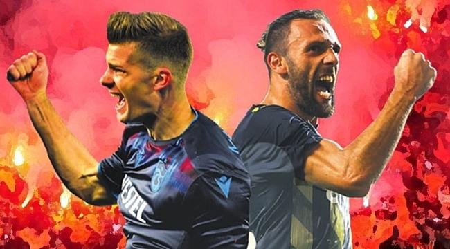 İşte Trabzonspor ve Fenerbahçe'nin ilk 11'leri