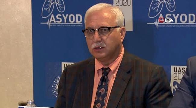 Prof. Dr. Özlü: Koronavirüsten taburcu edeceğimiz hastalar olacak