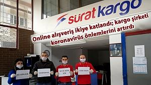 Trabzon'da Sürat Kargo Tüm Önlemleri Aldı