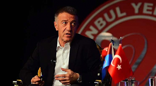 Trabzonspor Başkanı Ağaoğlu'na TFF'den şok