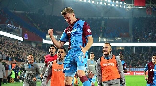 Trabzonspor büyük oynuyor