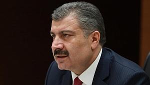 Türkiye'de corona virüsünde son ölüm ve vaka sayısını Sağlık Bakanı açıkladı