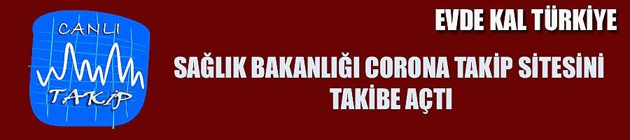 Türkiye'de koronavirüste son durum (canlı-takip)