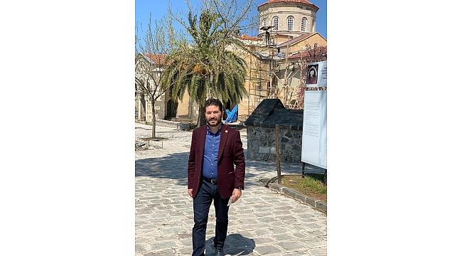 CHP'li vekil Ayasofya Müzesi'ne gitti, inceledi, çileden çıktı...