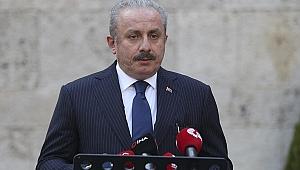 TBMM Başkanı Mustafa Şentop'dan '23 Nisan' çağrısı