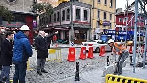 Trabzon Büyükşehir Belediyesi o projeyi bitirecek