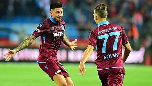 Trabzonspor Sosa ve Novak ile anlaştı!